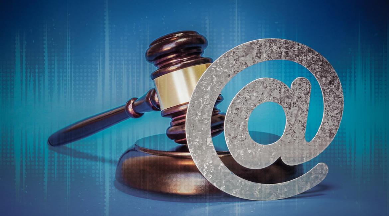La justice et Internet